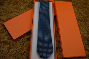 10 Styles Fashion Men Ties Silk Tie Mens Neck Ties Handmade Wedding Party letter Necktie new Style Business Ties 9901