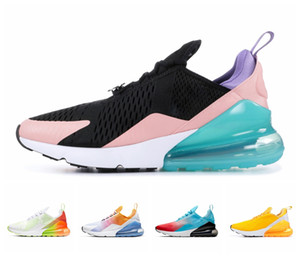Wholesale 2020 new FIRECRACKER Women Men air s Running Shoes SE FLORAL Orange Volt Throwback Future RAINBOW HEEL Teal Mens Trainer Sport Sneakers