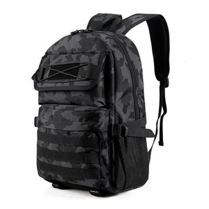 Wholesale Outdoor Sports Hiking Camping Military Camoflage Tactical Backpack Army Molle Climbing Hunting Bags Travel Back Pack T191104