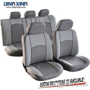 DinnXinn 111041F9 Hond 9 pcs full set Jacquard luxury car seat cover manufacturer supplier from China on Sale