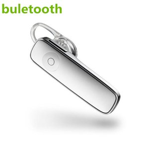 Wholesale Mini M165 Wireless Stereo Bluetooth Headsetwireless bluetooth headphones Universal One Touch Control for all mobile phones ear buds