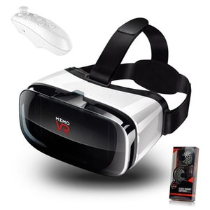 Wholesale Virtual Reality Goggle 3D Glasses VR Original Box Glasses Headset Stereo Box For 4.5 Inch - 6.3 Inch Smart Phone High Quality