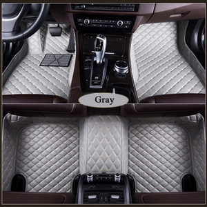 3D Custom fit special car floor mats for Land Rover freelander 2 Discovery 3 4 5 Range Rover Sport Evoque car styling liner on Sale