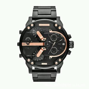 Wholesale Hot Sale Luxury Mens Watch Stainless Steel Strap Big Dial Designer Watches Quartz Classic Military Wristwatches Automatic Date Watches Clock