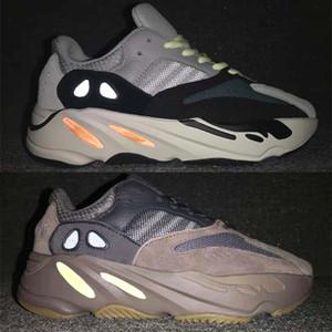 Wave Runner 700 Shoes Arrived, Kanye West hit Hospital Blue Magnet Vanta Salt Inertia Tephra release - Runner 700 v2 Static Mauve Sneakers
