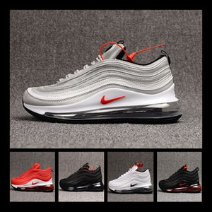 [With sport watch]2019 newest arrival running shoes 97BW for men hot sale BW OG QS sports shoes size us 5.5-11 on Sale
