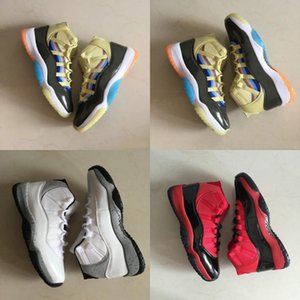 Wholesale NEW high basketball shoes mens Outdoor sports shoes Red black white rainbow Chicago designer shoes s Athletic sneakers large size