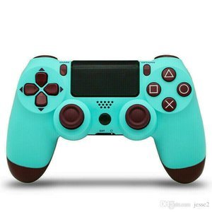 Wholesale SHOCK 4 Wireless Controller Joystick Touchpad Bluetooth 4.0 Gamepad for PS4 Controller Gamepad with Retail Box