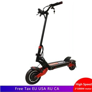 Wholesale Newest Zero X scooter dual motor electric scooter V W e scooter km h double drive high speed scooter off road