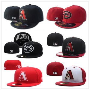 New 2019 Summer Style Diamondbacks Baseball Caps for Men and Women Chapeu Casquette bone gorras Fitted Hats