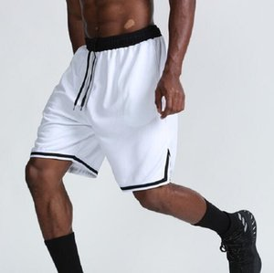 2020 Gym Shorts Men Quick Dry For Running Shorts Men Fitness Slim Fit Beach Shorts Male Training Sports Pants Loose Basketball Short Pants