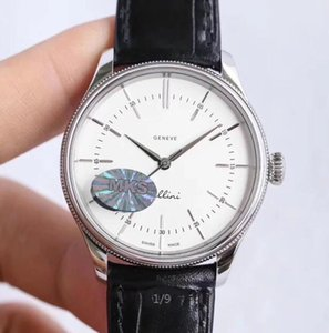 luxury watch designer watches movement watches MKs factory 3132 movement 40mm silver shite
