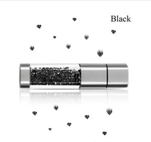 Wholesale Brand Super Fashion Fashion Luxury Real Capacity Crystal Diamond USB Flash Drive Memory Stick GB Super Pen Drive