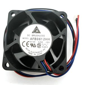 Delta 6025 12v 0.25a msr3040 FAN AFB0612HH 60*60*25mm COOLING FAN