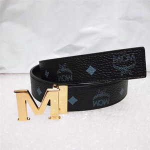 Wholesale Fashion Women s Luxury s belt M s Buckle belt Designer s belts for mens and Woman l7 MCM s Dress Jeans Waist belt