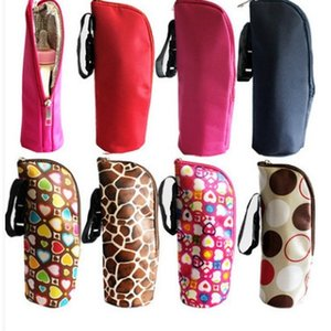 Wholesale Baby Feeding Milk Bottle Milk Warmer Insulation Bag Thermal Bag Baby Bottles Bolsa Botella Termica Thermos Baby Bottle Holder EEA250