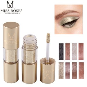 Wholesale MISS ROSE Cylindrical Jin Cong Eyeliner Bling Jin Cong Eye Shadow Pearl Liquid Eyeshadow Bright Eyeshadow Liquid