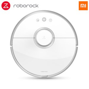 Wholesale New Arrival Roborock S50 S55 Xiaomi Vacuum Cleaner for Home Smart Carpet Cleaning Dust Sweeping Wet Mopping Robotic Clean