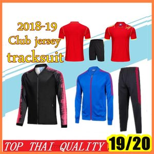 Wholesale VIP price 2019 2020 football jacket 19 20 club maillot de foot order link for any team Camiseta de futbol top thialand quality jacke