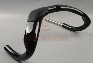 ZTHB01 T800 Carbon Handlebar Bent Bar Track Bike Sprinter Bar Drop Bar UD Glossy Matte 31.8mm 370 385mm Track Race Bars LURHACHI