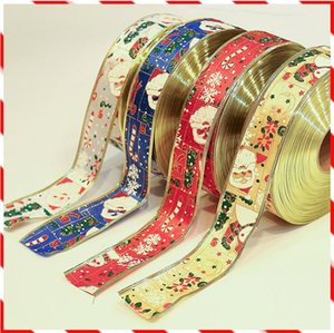 Wholesale New Year Navid Gift M Christmas Tree Decorations cm thin Ribbon Hanging Tree Decorating Ornament Christmas Decorations For Home Decor