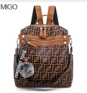 Best Selling Designer backpack For Women Mens Causal Back pack Made of pu Leather Fashion Bags Teenagers School schoolbag Backpack