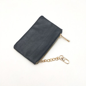Fashion Paris Style coin pouch Classic men women lady coin purse key wallet kids mini wallets