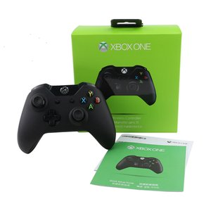 Wholesale xbox one controller for sale - Group buy Game Controller XBOX ONE Bluetooth Wireless Gamepad Joystick For PS4 PC Game Handle With Retail Package Shock Controllers DHL
