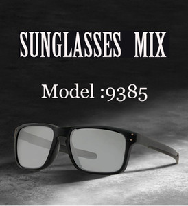 Wholesale 2019 New Fashion polarized sunglasses Men Brand Driving glasses Eyewear women man googles TR Frame sunglasses UV Metal leg
