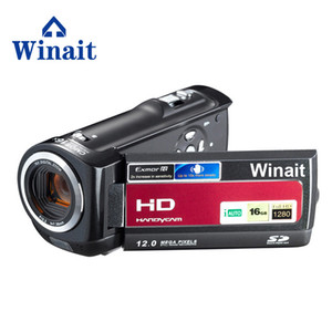 Wholesale winait P home use digital video camera sd card up to GB video camera