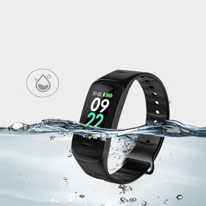Wholesale Three color electronic watch waterproof trend smart multi function sports bracelet watch unisex support mixed batch