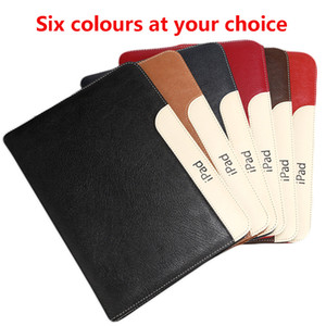 New ultra-thin flip cover with sleep and wake-up leather smart case for iPad 5 6 7 8 with multi-angle foldable case for ipad Mini 1 2 3 4 on Sale