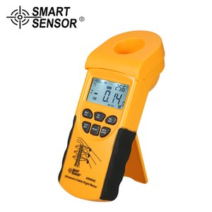 Wholesale SMART SENSOR Ultrasonic Cable Height Meter 6 Cables Measurement LCD display Measuring Range( Height 3-23m ,Plane 3-15m) AR600E