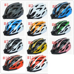 Wholesale Cycling Bicycle Helmets Mountain Road Bike Integrally Molded Casco Ciclismo Cycling Helmets for Men Women CM LJJZ128