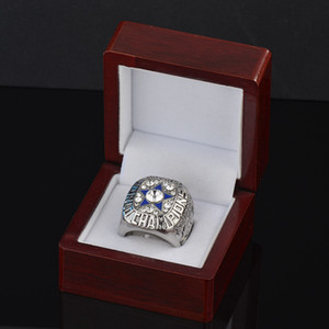 Wholesale High Grade Environmentally Friendly Alloy Jewelry American Football Dallas Cowboys Alloy Ring for Men Women Fans