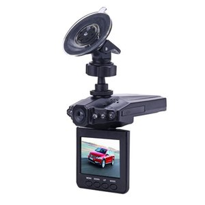 Wholesale 2 inch Full HD P Car DVR CCTV Dash Camera Degree Wide Angle Lens G Sensor Vehicle Video Cam Recorder
