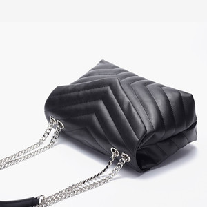 LOULOU New Style Large Genuine Leather Brand evening party bag women Reverse shoulder handbag circular Messenger bag