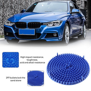 Wholesale Car Wash Bucket Insert Car Wash Isolation Net Bucket Dust Filter Sand Stone Block Cleaning Tool Insert Filter