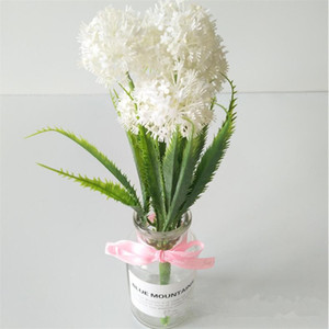 Wholesale narcissus flowers for sale - Group buy Fake Daffodil Ball heads bunch quot Length Simulation Plastic Narcissus for Home Wedding Decorative Artificial Flowers