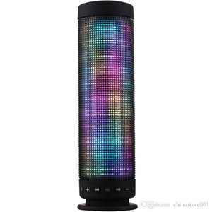 Wholesale usb soundbar for sale - Group buy LED Lamp Speakers HD Surround Soundbar Wireless Bluetooth Speaker Support Colors Light Bass FM Radio TF Card Handsfree Call AUX Big Sound