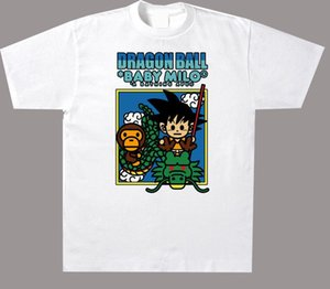 Rare DRAGON BALL Baby Milo 30th Anniversary 2016 T shirt Size S-2XL ReprintFunny free shipping Unisex Casual top