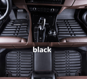 Jeep Grand Cherokee 2005-2010 car floor mat non-slip waterproof leather carpet car luxury mat