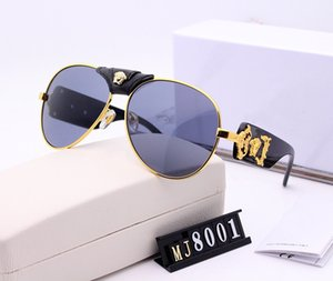 Wholesale Fashion brand sunglasses high end designer men s high definition lenses polarized sunglasses Toad sunglasses with high quality packing