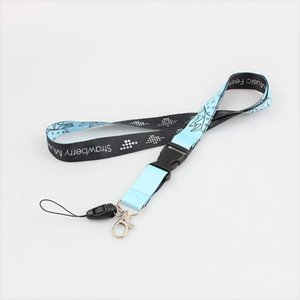 Wholesale Car Logo Keychain Lanyard Neck Strap Key Ring For ID Pass Card Badge Gym Key Mobile Phone USB Holder Hang Rope Lanyards cmx40cm
