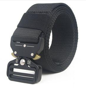 2019 new outdoor canvas belt sports belt manufacturers wholesale