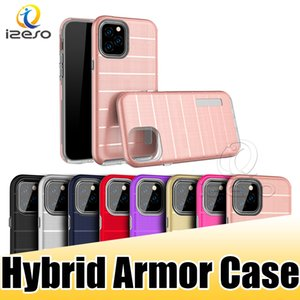 Wholesale Hybrid Armor Case for iPhone Pro Max XR XS Plus Dual Layer TPU PC Back Cover Tough Cellphone Cases izeso