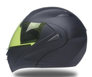 2019 Fashion Design Full Face Racing Helmets flip up motorcycle helmet with inner sun visor DOT on Sale