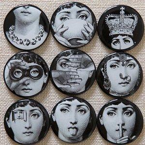Home Decor Juguetes 9PCS Set Souvenir Fridge Magnet Aimant Imanes Decorative Magnets Fridge Magnet Souvenir Gift Ideas