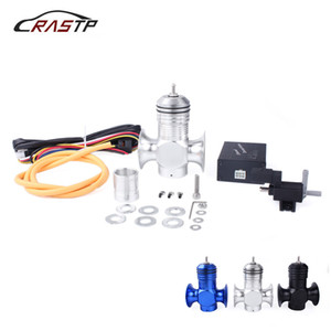 фокус rs оптовых-RASTP Electrical Turbo Diesel Dump Valve Blow Off Valve Kit Вакуумные управлений для FORD FIESTA FOCUS TDCI TDI ECT Всех Turbo Diesel RS BOV040