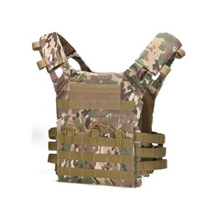 Wholesale Tactical Vest MOLLE Chest Rig Outdoor Waistcoat Vest For Outdoor Hunting Fishing Army Fans CS War Game Survival Game Combat Training